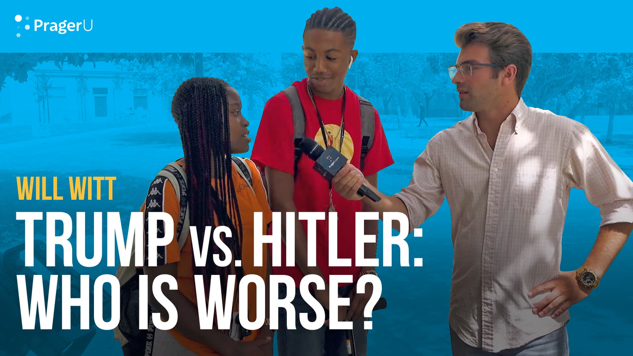 Trump vs. Hitler: Who Is Worse?