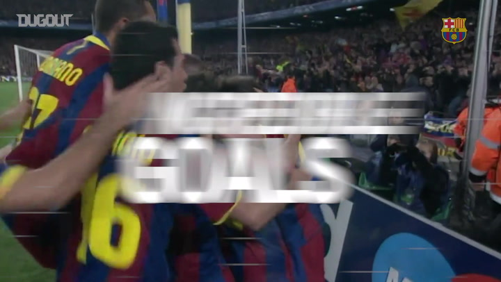 Incredible Goals: Leo Messi Vs Arsenal