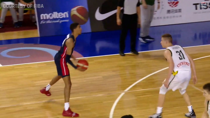 Highlights: USA Men's U19 World Cup Team Preliminary Round