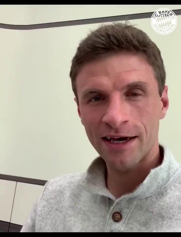 Thomas Müller renueva con el Bayern