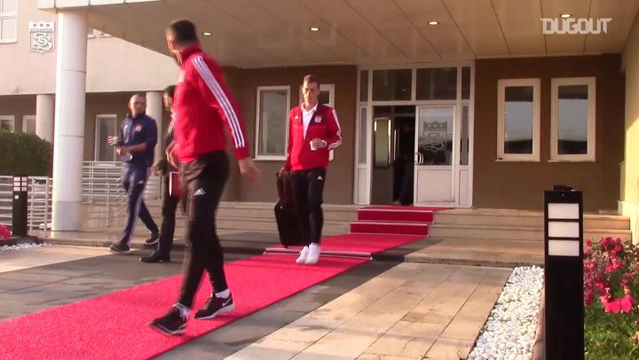 Sivasspor Alanya'da!