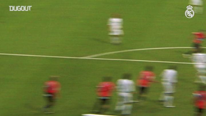 Roberto Carlos' amazing goal against Mallorca