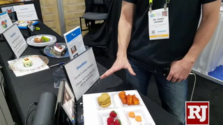 SmartDish calorie tracker