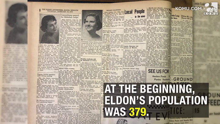 Eldon's community paper stands strong after 124 years