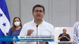 Presidente Hernández amplía plazos de pago de ISR en apoyo a empresas