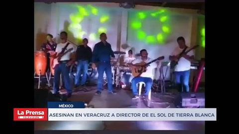 Asesinan en Veracruz a director de El Sol de Tierra Blanca