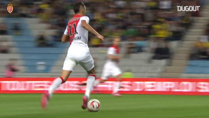 Radamel Falcao secures win over Nantes in 2014