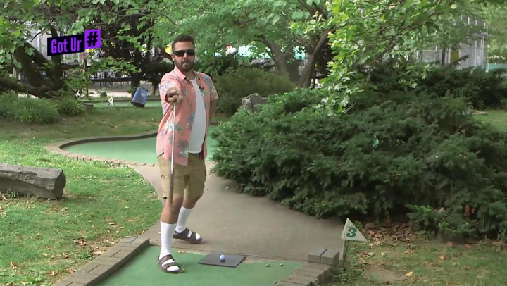 'Got Ur #' Outtakes: Golf and F-Bombs