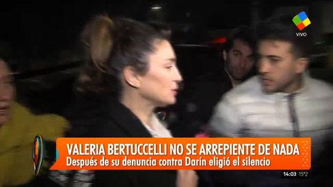 Bertuccelli le respondió a Darín: No me arrepiento de nada