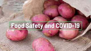 Food Safety and COVID-19: How To Minimize Exposure Risk While Grocery Shopping