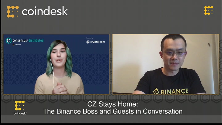 CZ Stays Home Part 1: The Binance Boss and Guests in Conversation With Bailey and CZ