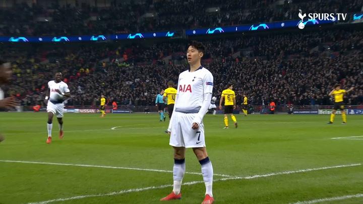 Highlights: Spurs 3-0 Dortmund