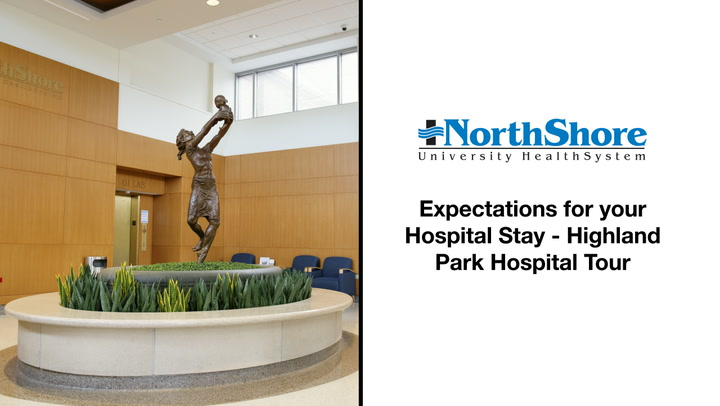 Highland Park Hospital Tour