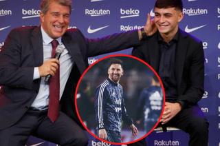 El tremendo error de Laporta con Messi en la renovación de Pedri y todos se echan a reír