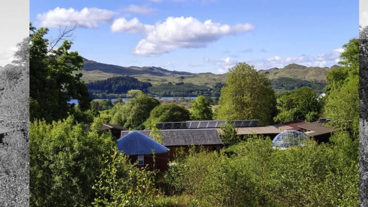Huge idyllic countryside retreat centre up for sale on banks of Loch Awe - Glasgow Live