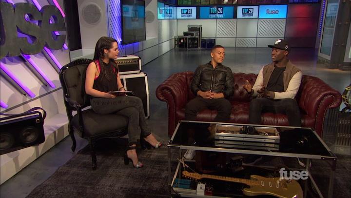Shows: Top 20 Countdown: Nico & Vinz Interview Part 2