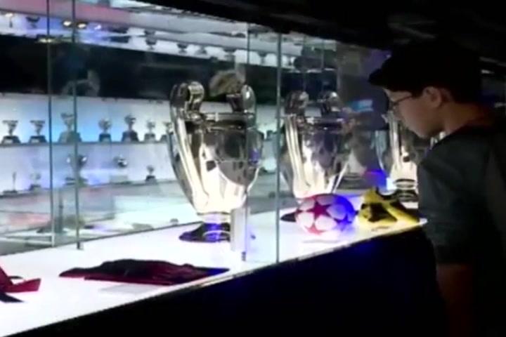 El Museu del Barça sigue batiendo récords
