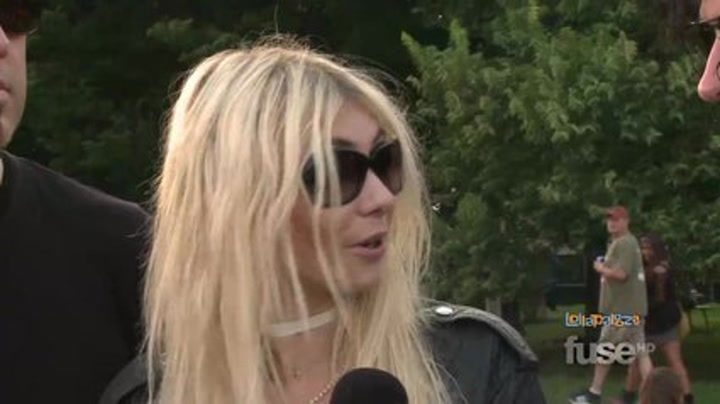 The Pretty Reckless Will Be Touring: Lollapalooza