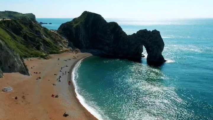 Seven natural wonders of the UK revealed