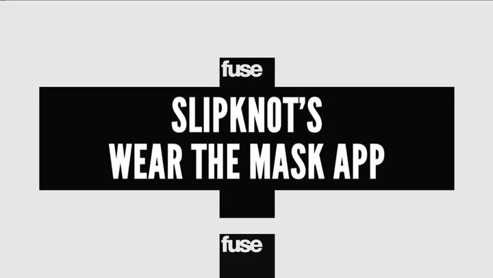 Slipknot On Wear The Mask App