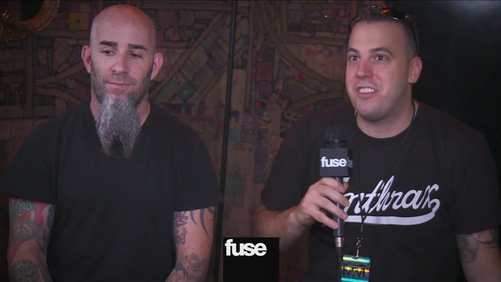 Mark Menghi's Backstage Tour-Metal Masters