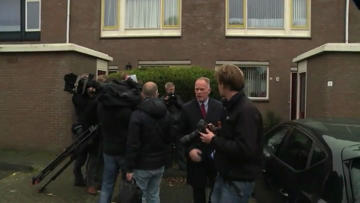 Burgemeester praat met inwoners Heerhugowaard