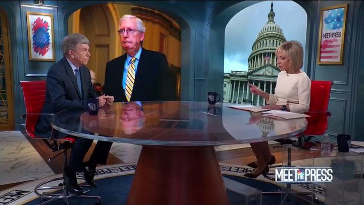 GOP Sen. Blunt: Trump Needs to Stop Focusing on 2020 Election