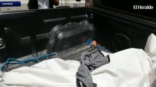 Hombre mata a su esposa frente a sus hijo en Yaramanguila, La Paz