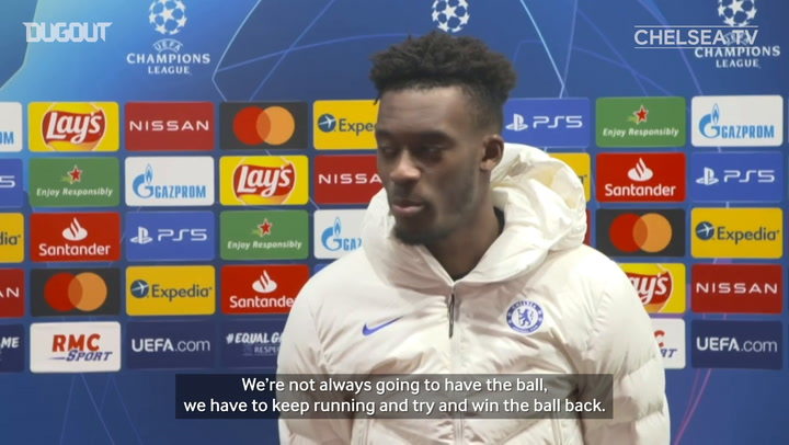 Hudson-Odoi praises Mount and Mendy after Rennes win
