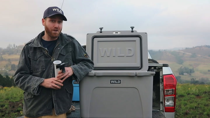 Preview image of Wild Coolers Rod Holder accessory video