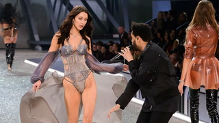 Supermodellen forsøkte å få oppmerksomhet fra eksen sin The Weeknd. Det gikk ikke som ønsket