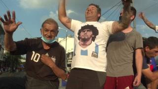 Velatorio de Maradona será en la Casa Rosada a partir del jueves