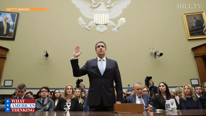Poll finds 37 percent found Cohen testimony credible