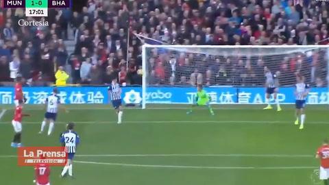 Manchester United 3-1 Brighton (Premier League)