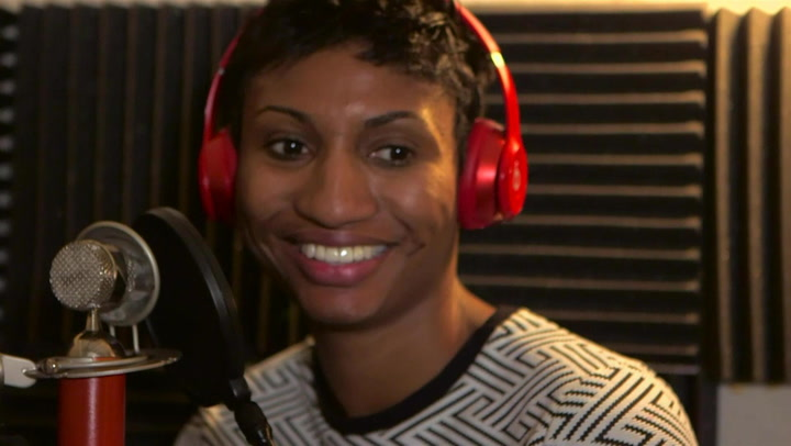 Angel McCoughtry Has A New Respect For Amy Winehouse