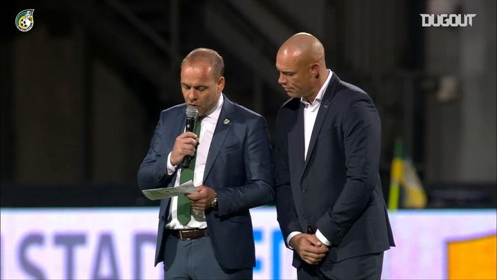 Fortuna Sittard remember Fernando Ricksen
