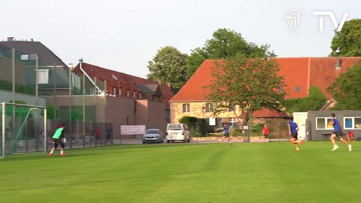 El posible once del Athletic ante el Paderborn