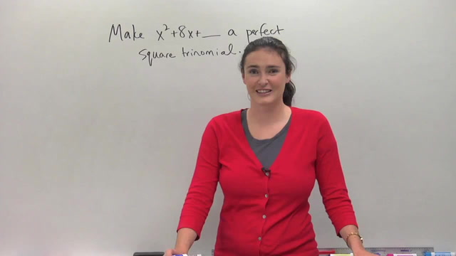 Completing the Square - Problem 1