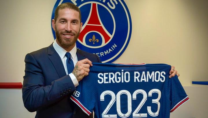Oficial: Sergio Ramos, al PSG