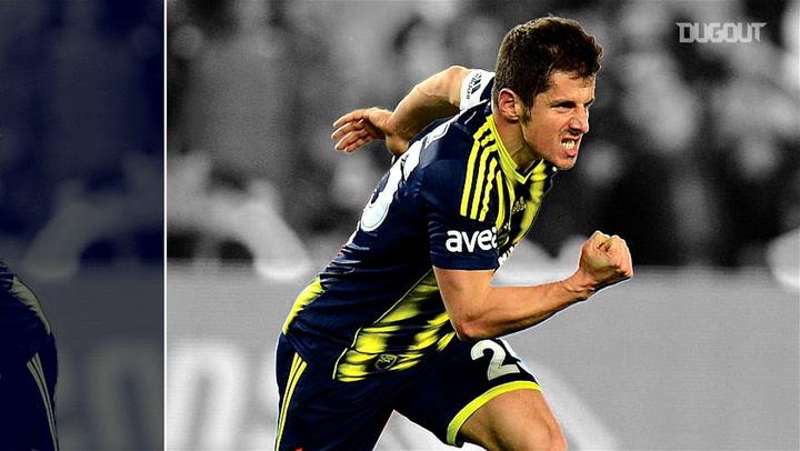Fenerbahçe's true warrior: Emre Belözoğlu