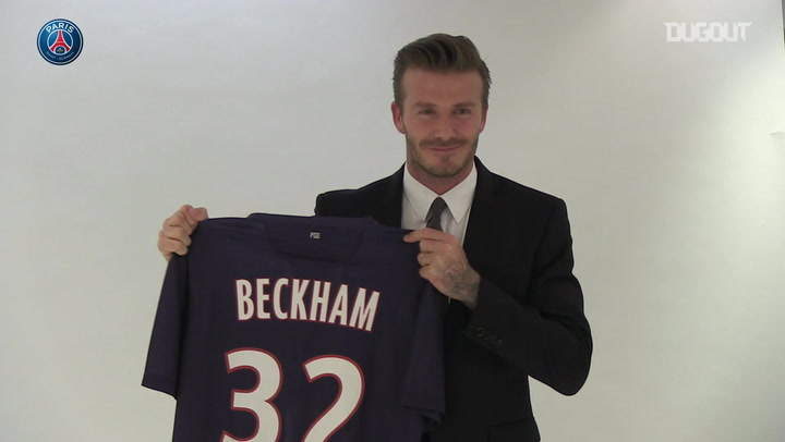 Happy Birthday David Beckham