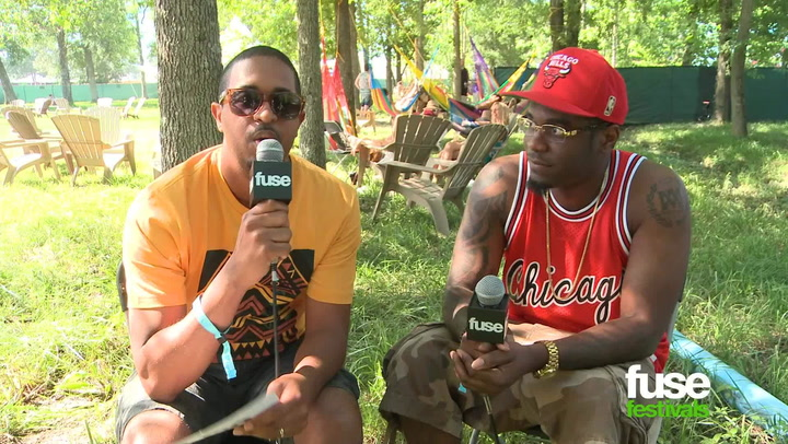 "Festivals: Bonnaroo 2013: Big K.R.I.T. on Working With Spike Lee: ""I Let Him Have His Way"""