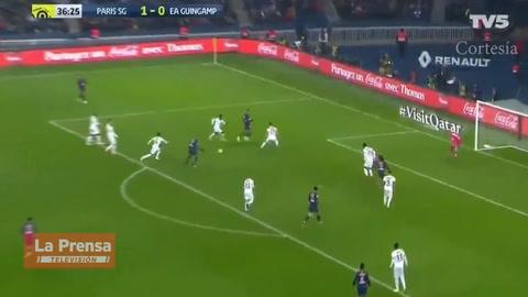 PSG 9 - 0 Guingamp