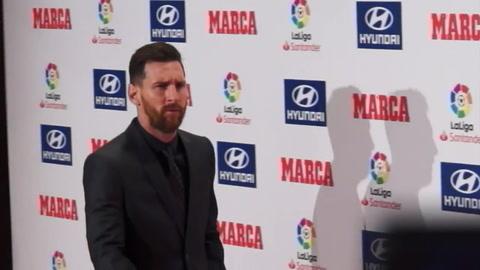 Messi- la Liga española 'está más competitiva que nunca'