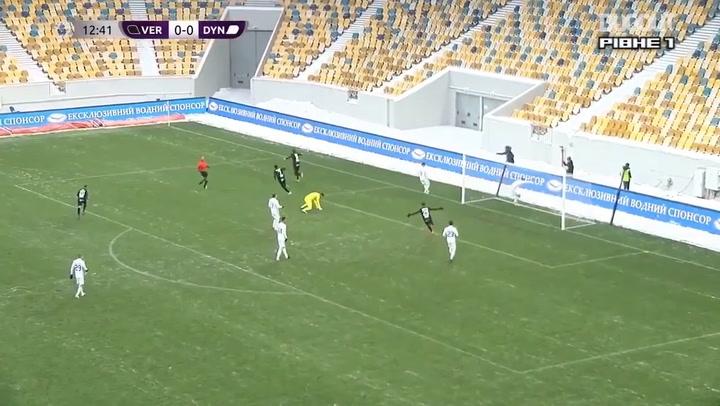 Relive our incredible 3-1 win vs Dynamo Kyiv!