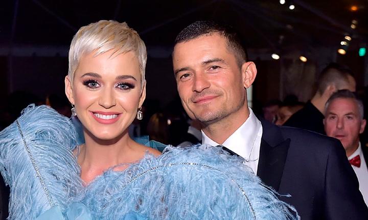 La romántica declaración de Katy Perry a Orlando Bloom en su cumpleaños