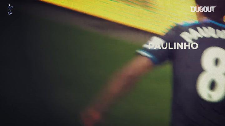 De Paulinho a Lucas: a relação entre Tottenham e Brasil