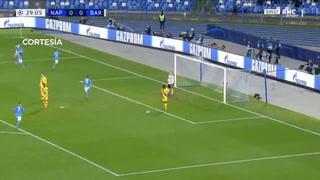 Napoli 1 - 1 Barcelona (Uefa Champions League)