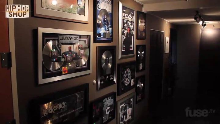 Shows: Hip Hop Shop: How Producer Omen Got His Start Behind The Boards - Hip Hop Shop