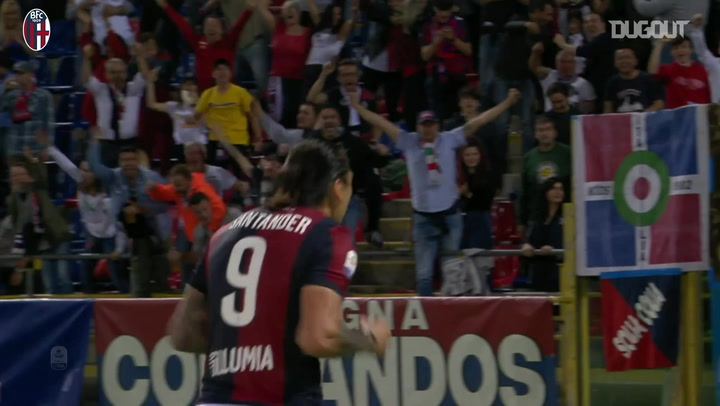 Bologna's top three goals at home to Napoli